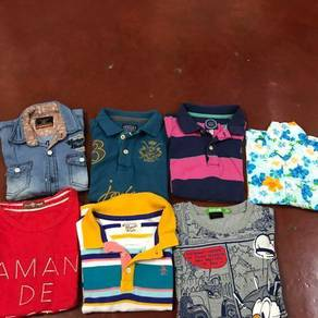 Kids Clothes Shirts Age 3 to 5