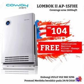 Penapis Udara Coway Lombok New11