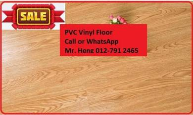 Ultimate PVC Vinyl Floor - With Install 34hr