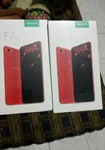 Oppo f7 Ram6g Rom128gb Originally set
