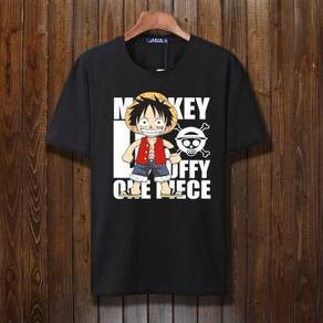 One piece chopper luffy T-shirt