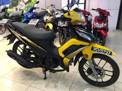Modenas MR2 New Bike Interchange ~ Mileage 0