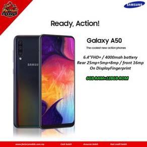 Samsung Galaxy A50 [ 6+128GB ] Sme FOC RM1000