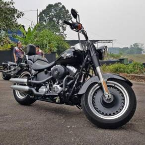 Harley Davidson FLSTFB1580 Fat Boy Lo unreg 2015