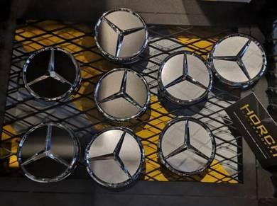 Mercedes Sport Rim Wheel Center Rim cap 4pcs
