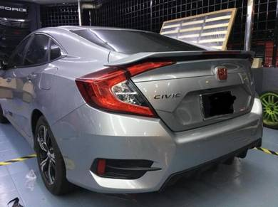 Honda Civic FC Rs LED Spoiler ABS With Paint