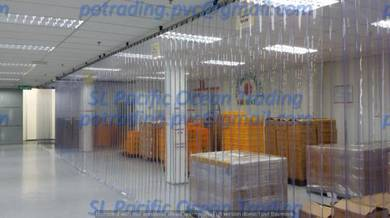 Soft PVC Air strip Curtain