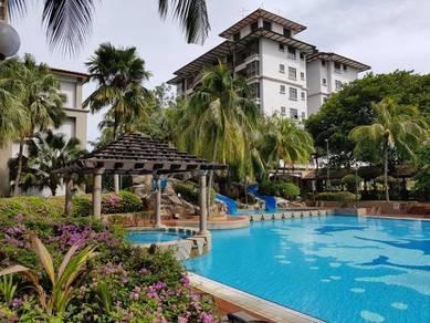 1room Costa Mahkota Service Apartments, Melaka