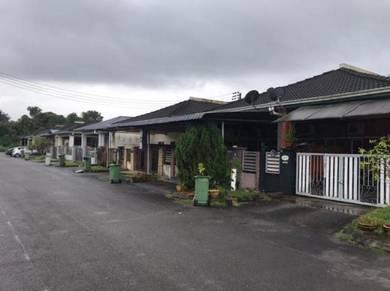 Single Storey Terrace Intermediate House At Muara Tuang Park