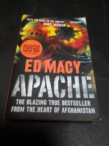 APACHE BY ED MACY Book