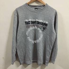 T&C Surf Design Size L Sweatshirt