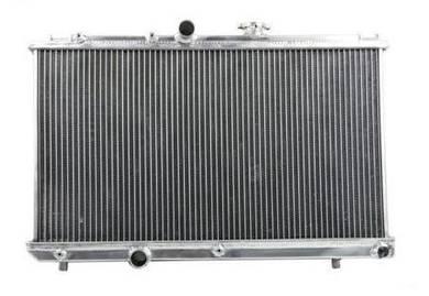 DD Aluminium Radiator TOYOTA SEG AE100 AE101 AE111