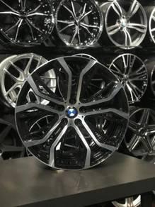 NEW SPORT RIM 21â� 5x120 BMW X6M Style 375 For X6