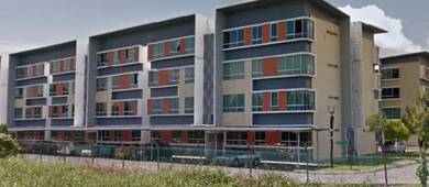Cyber City Apartments, Kepayan For Auction