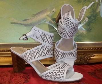 Via spiga vero cuoio almost new sexy heels SLG