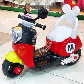 Motor Scooter mickey mouse Offer Kids Ride