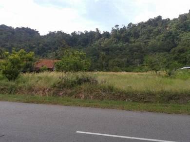 Tanah pertanian Batu Pahat Perlis