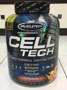 Muscletech Celltech Cell Tech 2.72 KG