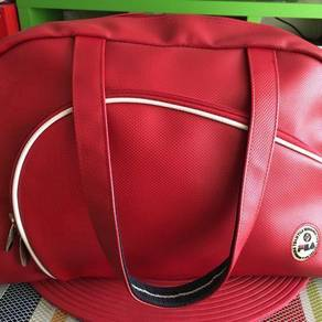Fila Handbag Red