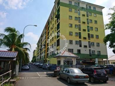 Jalan Nenas Madu KU10 - Meru Impian Apartment, Meru, Kapar, Klang