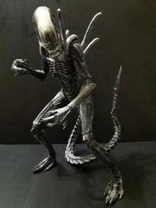 Neca AVP Aliens New Version Joint Bandai shf ps4