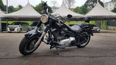 Harley-Davidson Fat Boy Unreg