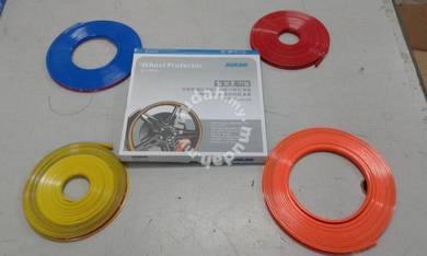 Rim protector for car and motorcycle rim