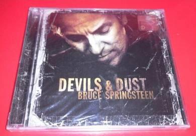 BRUCE SPRINGSTEEN - DEVILS & DUST CD + Vcd