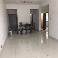 Sd apartment , near rhb door , renavation , good condition
