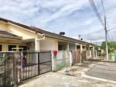 Corner Single Storey Terrace House At Samarindah Kota Samarahan