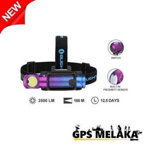 Olight Perun 2 Purple Gradient LED Headlamp
