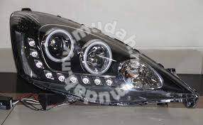 Honda jazz fit projector head lamp 09 to 13