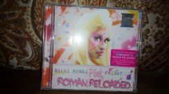 Cd Nicki Minaj - Pink Friday Roman Reloaded