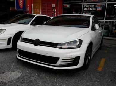 VW Golf 7 MK7 Gti Conversion Bodykit bumper