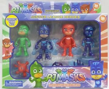 PJ Masks Characters Super Hero Suit (S)