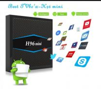 Zam h96 mini 2g/16g Android stable box tv
