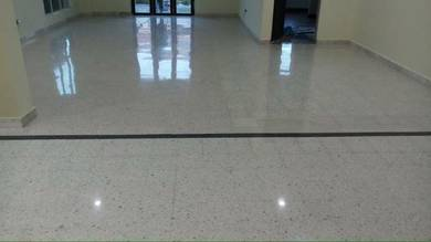 Marble Parquet Polish and Terrazzo