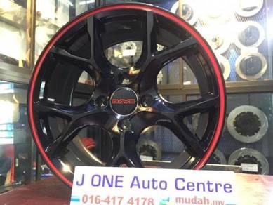 Rays wheels 15inc rim myvi axia wira vios