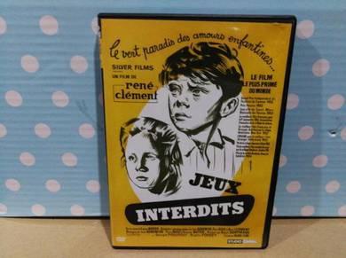 DVD Jeux Interdits