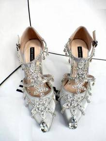 Wedding bridal prom high heels 7.5cm RBH0248