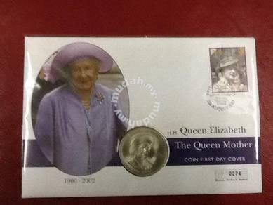 The Queen's mother 1900-2009