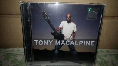 CD Tony Macalpine