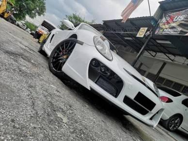 Porsche Cayman 987 Techart Bodykit