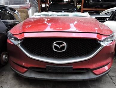 Mazda CX5 2017 2.0 PE Engine Gearbox Body Parts