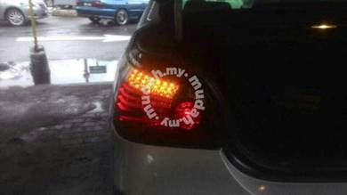 Bmw e60 tail lamp led light bar new look