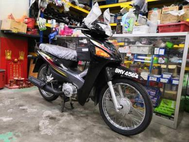 (Used Bike) honda wave s 110 (loan available !!!)