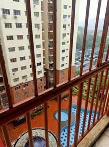 MURAH Pangsapuri Damai Mewah Selesa I Resort Taman Damai Mewah Kajang
