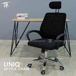 Uniq Chair - High Rest Large Ergonomic Chair