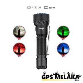 Olight Freyr Multi-Color Tactical LED Flashlight