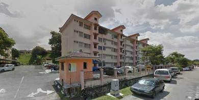 Fully Furnished Orkid Apartment Taming Impian Kajang